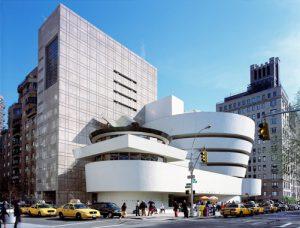 موزه گوگنهایم نیویورک بصورت تری دی
