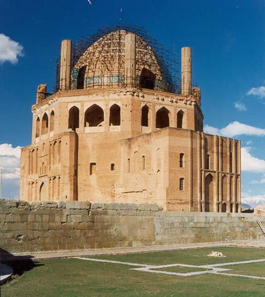 سبک شناسی در معماری ایرانی