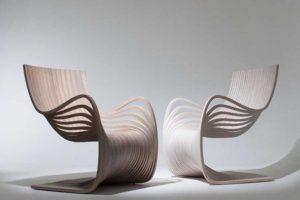 طراحی منحصربفرد صندلی