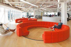 طراحی کاربردی وزیبای دفترکاردرلندن