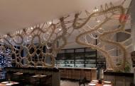 طراحی داخلی متفاوت در رستوران