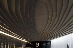طراحی مدرن وزیبای مسجد