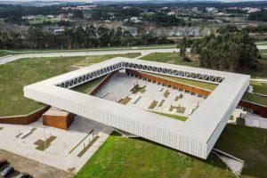 طراحی زیبای پارک تکنولوژی