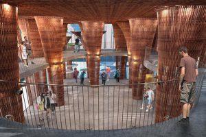 طراحی بی نظیرغرفه ویتنام