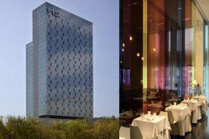 طراحی هتل بزرگ وزیبایME