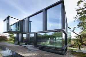 طراحی متفاوت وفوق العاده خانه دیلسدورف