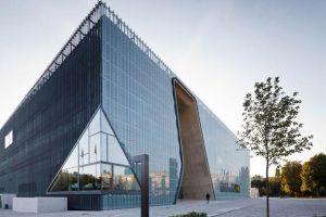 طراحی زیبای موزه تاریخ یهودیان
