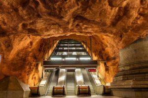 جذاب ترین وزیباترین متروهای جهان