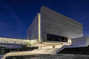 معماری جذاب ساختمان Ichot