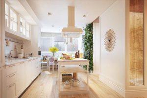 مجموعه ای از طراحی داخلی مدرن
