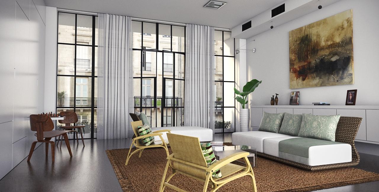 Contemporary-bright-lounge