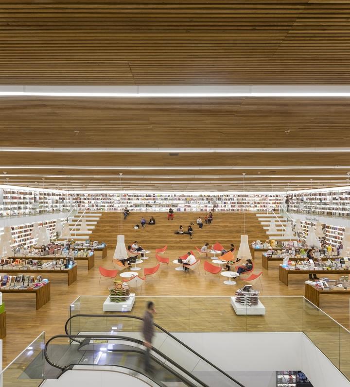 Cultura-Bookstore-by-Studio-MK27-Sao-Paulo-Brazil-03