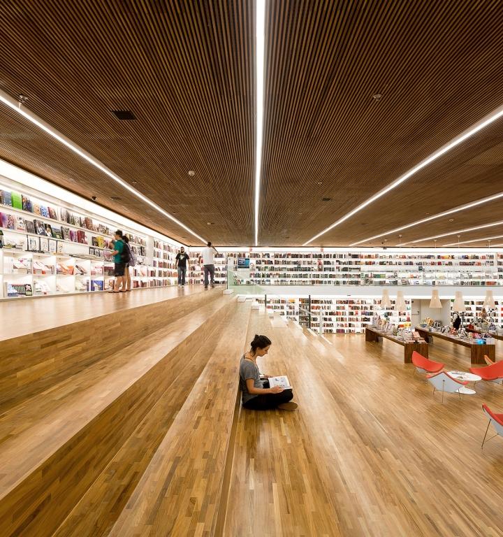 Cultura-Bookstore-by-Studio-MK27-Sao-Paulo-Brazil-14