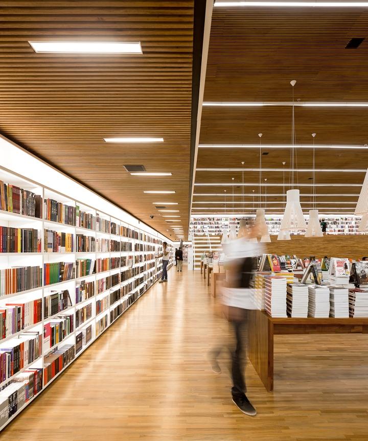 Cultura-Bookstore-by-Studio-MK27-Sao-Paulo-Brazil-15