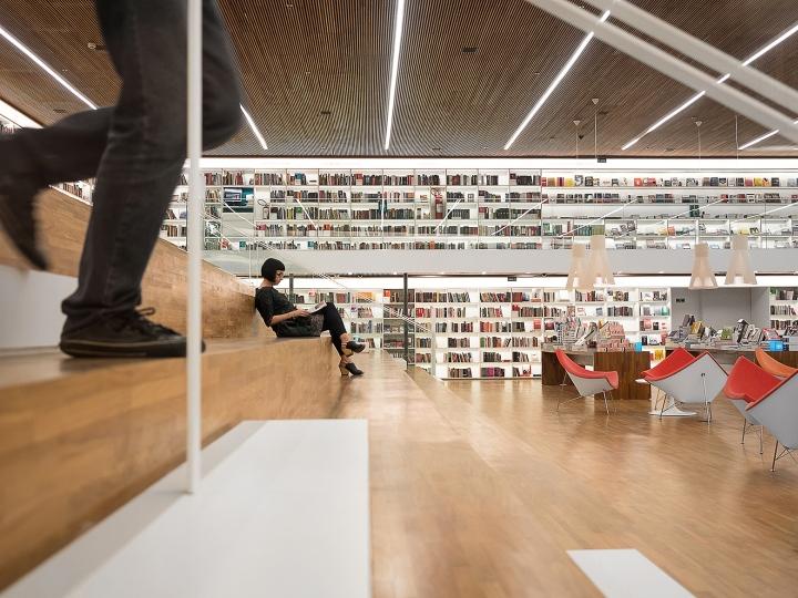 Cultura-Bookstore-by-Studio-MK27-Sao-Paulo-Brazil-18
