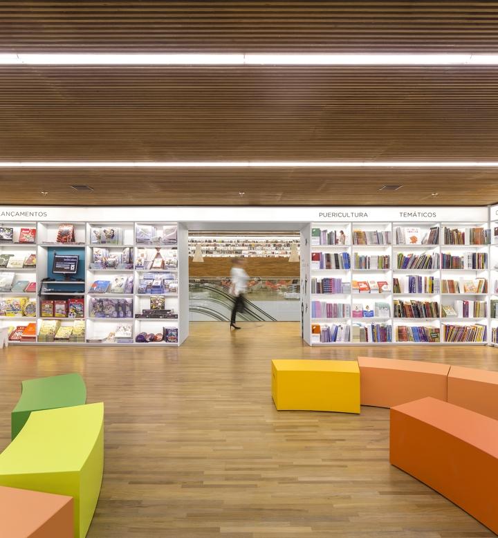Cultura-Bookstore-by-Studio-MK27-Sao-Paulo-Brazil-23
