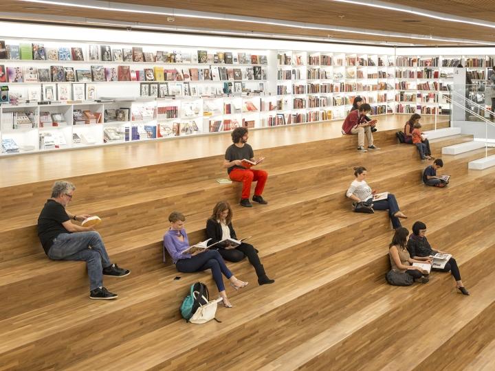 Cultura-Bookstore-by-Studio-MK27-Sao-Paulo-Brazil-30