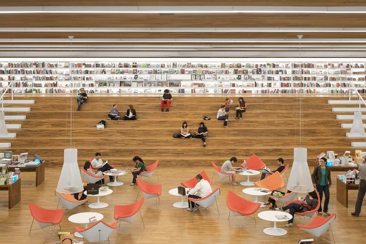 Cultura-Bookstore-by-Studio-MK27-Sao-Paulo-Brazil