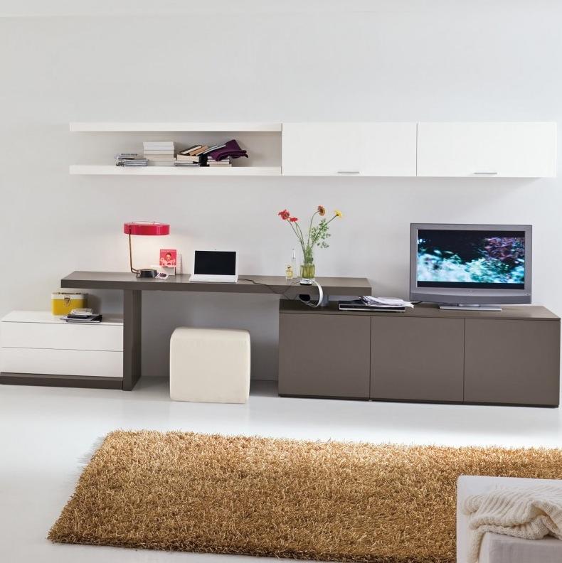 Grey-white-modern-home-office