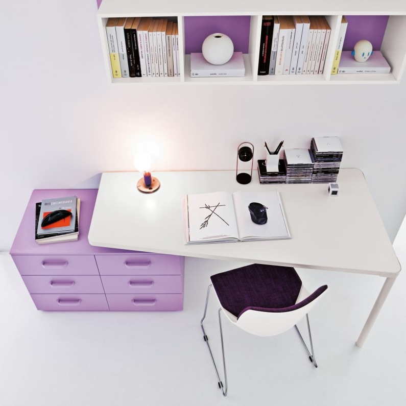 Lilac-white-study
