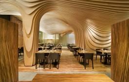 رستوران بنکیو ; طرحی منحصر به فرد از نادر تهرانی