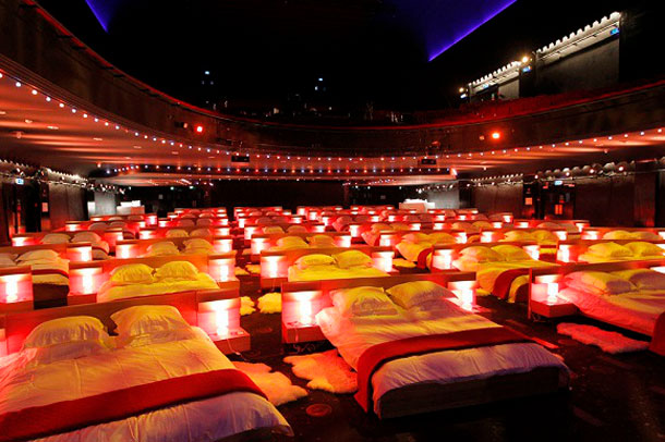 متفاوت ترین وجذاب ترین سینماهای جهان