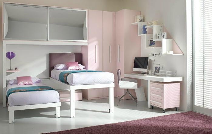 shared-girls-room-in-pink