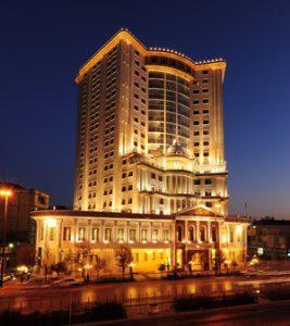 آنالیز تحلیل سایت هتل در قالب پاورپوینت
