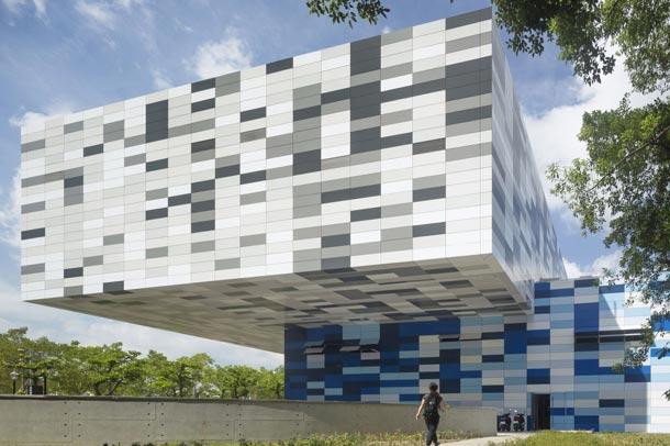طراحی مدرن و زیبای مجموعه ورزشی توچنگ با وجود محدودیت های فضا