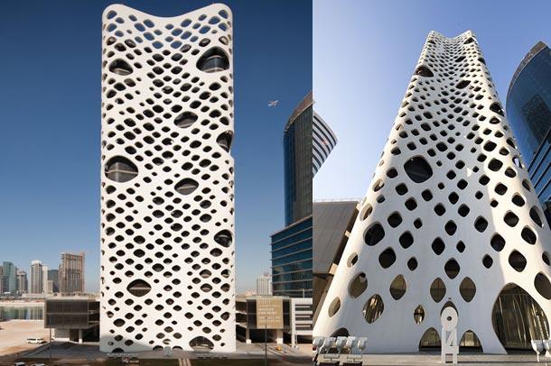 ادامه ساخت سازه های گران قیمت در دوبی با برج عظیم اداری O-14