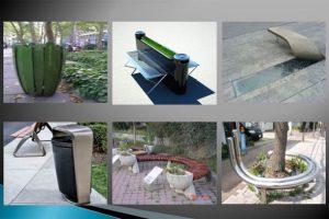تاثیر مبلمان شهری بر سیمای ساختمان