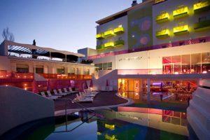 معماری زیبای هتل سمیرامیس از کریم رشید