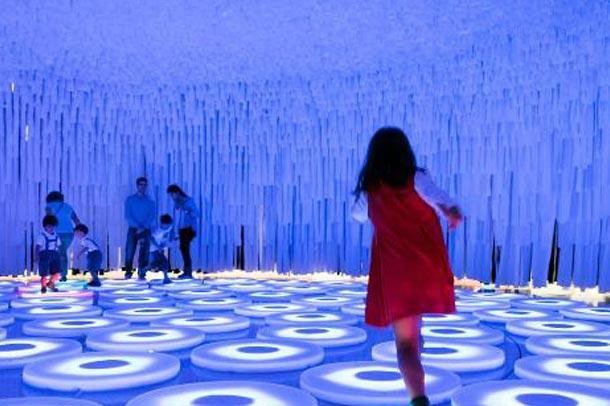 دیوار شگفت انگیز;یکی از شاهکارهای جی لوین