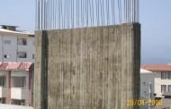 محاسبه پریود سازه های دارای دیوار برشی فولادی با ارتفاع و درصد دیوار مختلف