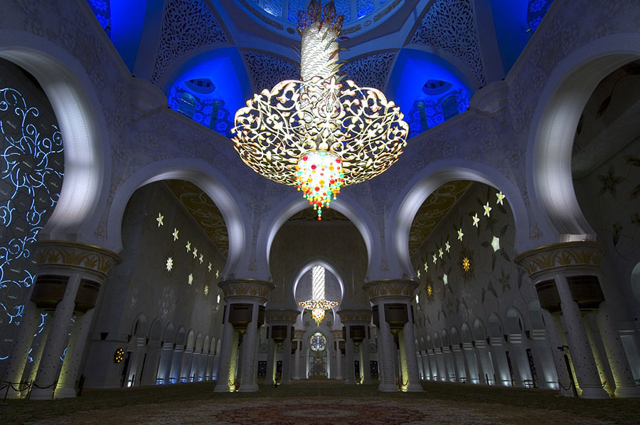Sheikh-Zayed-Grand-Mosque-mihanbana-(14)