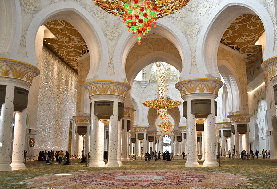 Sheikh-Zayed-Grand-Mosque-mihanbana-(15)