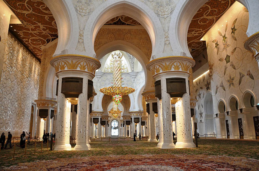 Sheikh-Zayed-Grand-Mosque-mihanbana-(18)