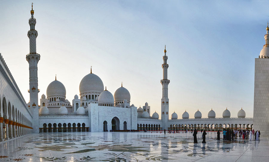 Sheikh-Zayed-Grand-Mosque-mihanbana-(23)