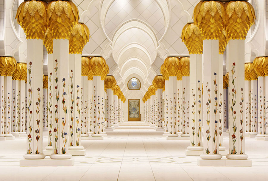Sheikh-Zayed-Grand-Mosque-mihanbana-(25)