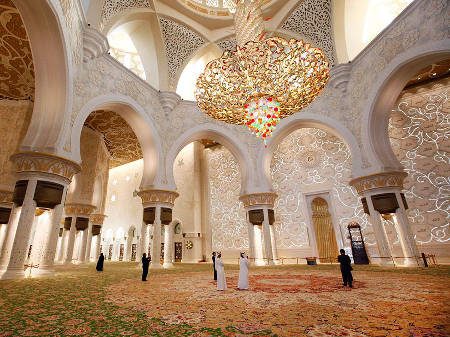 Sheikh-Zayed-Grand-Mosque-mihanbana-(26)