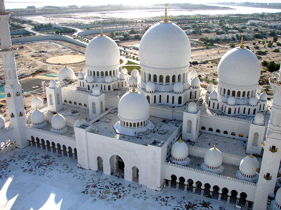 Sheikh-Zayed-Grand-Mosque-mihanbana-(3)