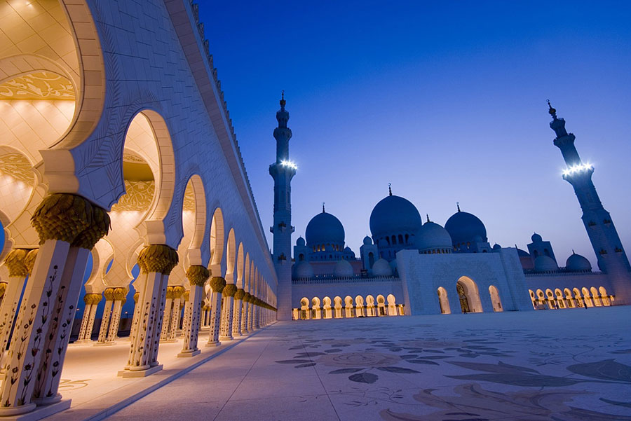 Sheikh-Zayed-Grand-Mosque-mihanbana-(5)