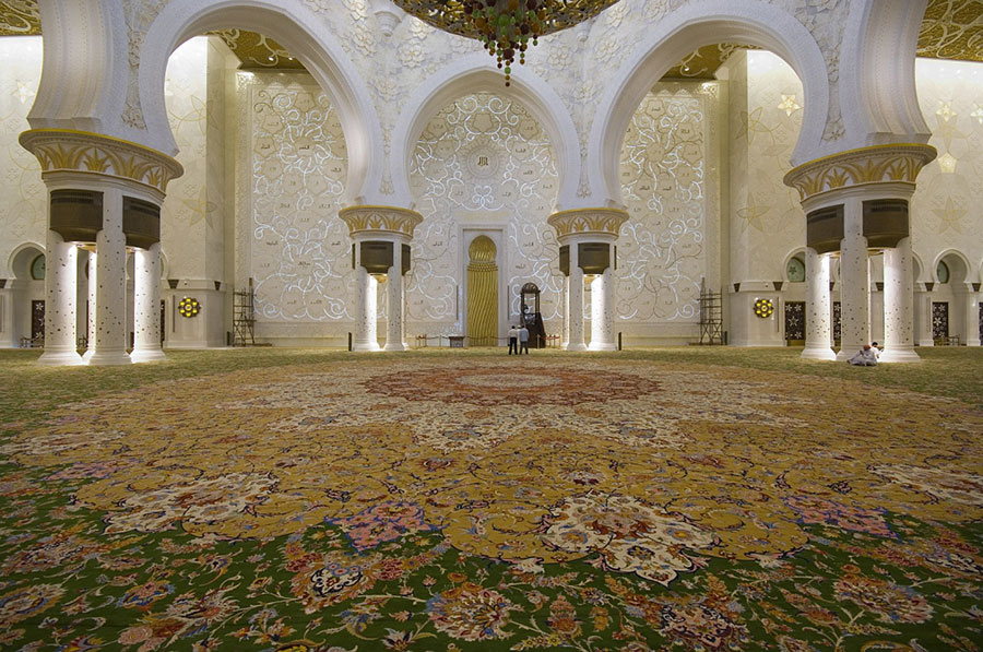 Sheikh-Zayed-Grand-Mosque-mihanbana-(6)