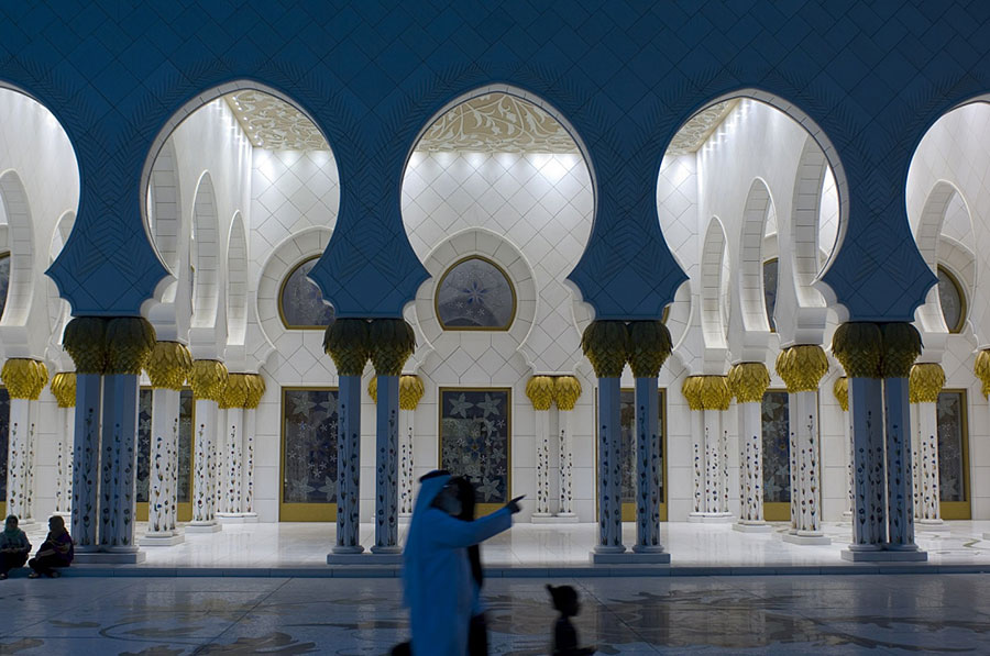 Sheikh-Zayed-Grand-Mosque-mihanbana-(8)