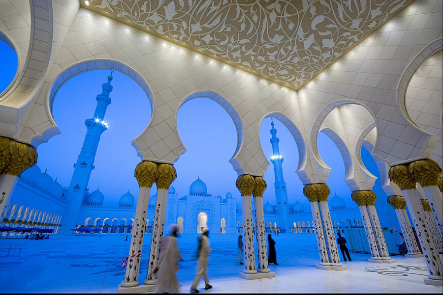Sheikh-Zayed-Grand-Mosque-mihanbana-(9)