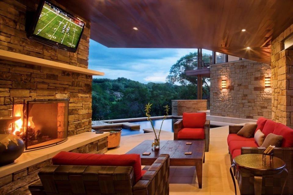 Stone-fireplace-patio-room