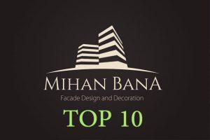 10 ویلای برتر سال 1393 سایت میهن بنا از نگاه شما
