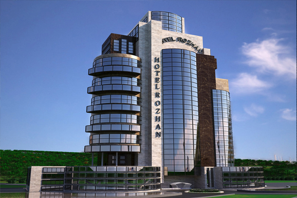 دانلود رساله کامل هتل 5 ستاره