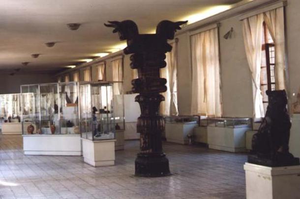 دانلود رساله کامل موزه فرهنگ و هنر