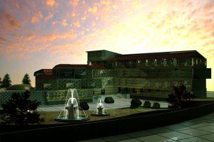 دانلود رساله کامل دانشکده معماری